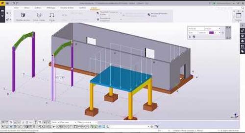 Astuce Tekla Structures : Robot Structural Analysis & Tekla lien bi directionnel