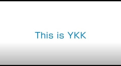 This is YKK