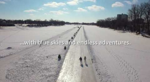Fall in Love with Winter | Winnipeg