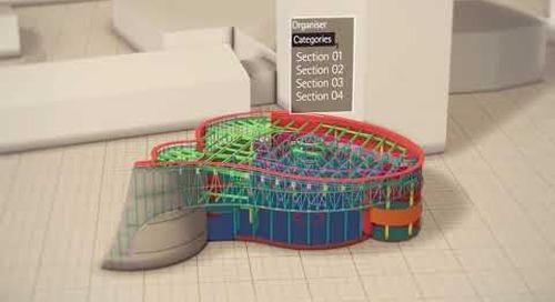 Tekla intelligent 3D modelling software for steel detailing, fabrication and erection