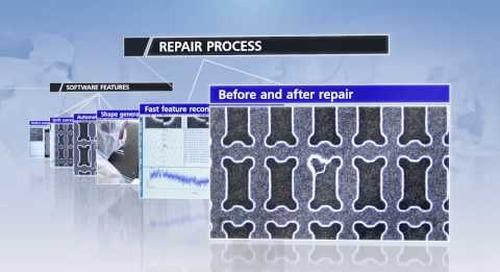 10 years MeRiT® Mask Repair Technology