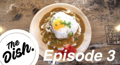 The Dish Ep.3: Little Pika's Curry Moco