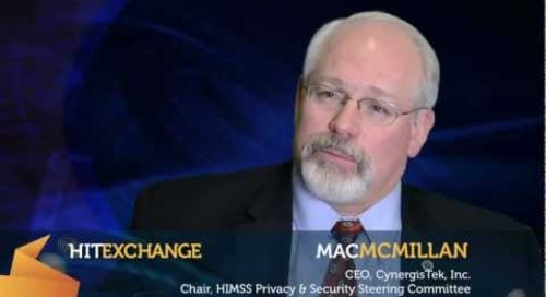 Security, HIPAA, Breaches, 2012 and Beyond