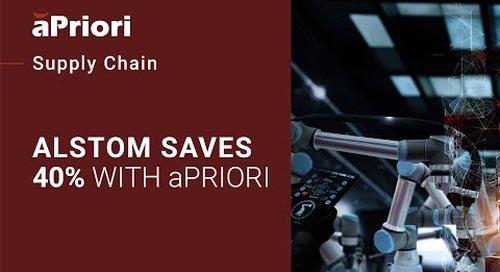 Alstom Case Study Presentation at Cost Insight 2019 - Mini Clip