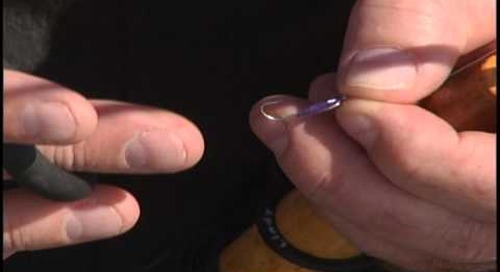 Modified Ice Fishing Teardrops with Daryl Bauer