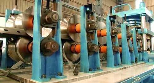 Samco Machinery Crash Barrier Profile Rollforming Line