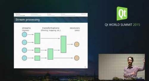 QtWS15- Reactive programming and Qt, Ivan Cukic, KDE