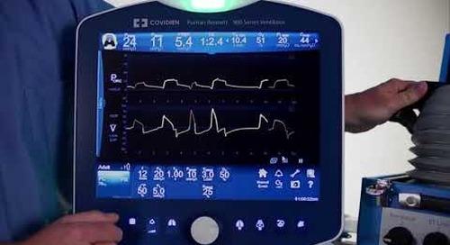 Puritan Bennett 980 Ventilator - Clinical - Bilevel Software