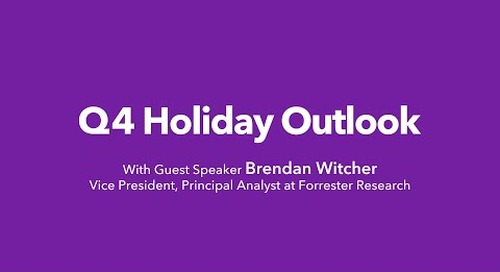 Trends to Watch: Q4 Holiday Outlook