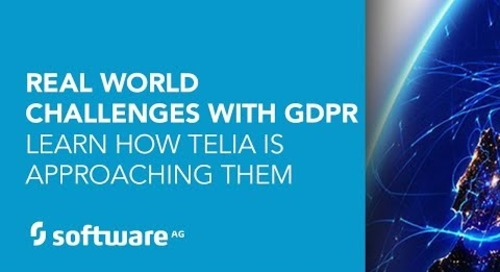 Real World Challenges with GDPR