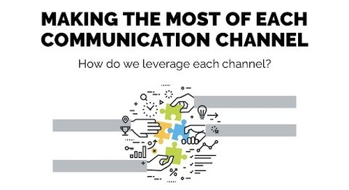 Making the Most of Each Communication Channel | Session 8 - Church Online Communic...