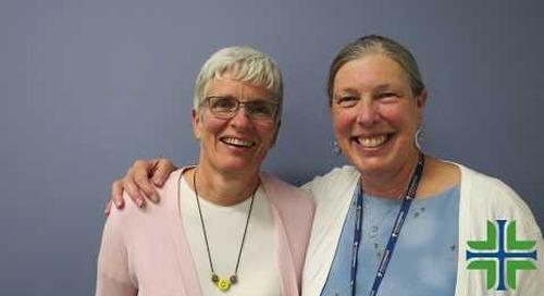 Berit Koltveit & Sue Voorhies - Hear Me Now