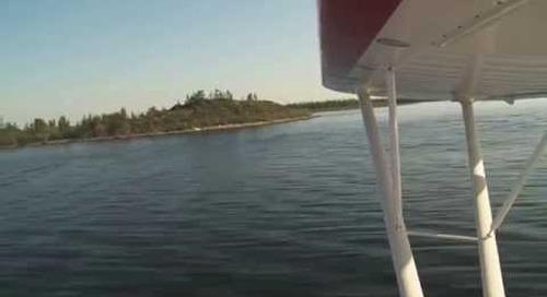 Fishing in Manitoba