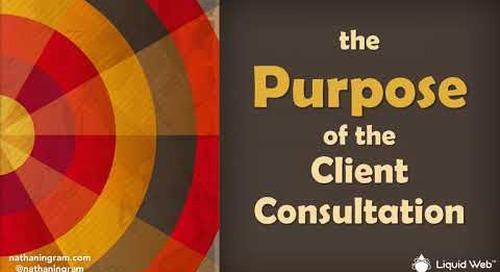 Webinar: Mastering the Client Consultation Webinar