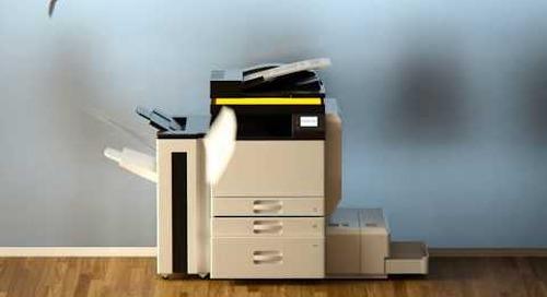 ¿Copiadoras y dispositivos multifunción te están volviendo loco? Prueba PaperCut MF