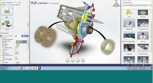 Rand 3D CATIA Composer Webcast