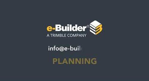 Planning Management
