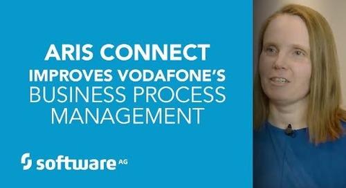 ARIS Connect Improves Vodafone's Business Process Management