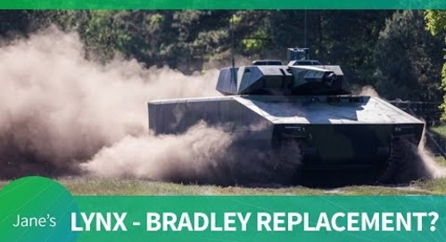 AUSA 2018: Lynx KF41 - replacement for the Bradley?