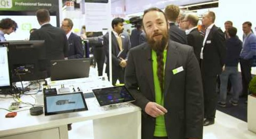 Qt Showcase KNX Automated Home {Showcase}