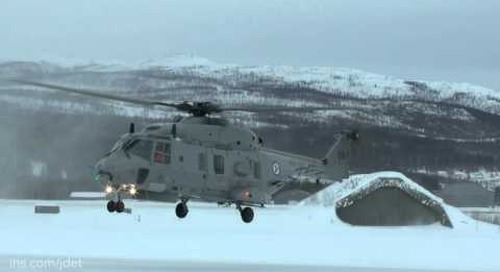 Royal Norwegian Air Force NH90