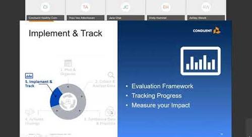 HCI Webinar Series – Part 1:  Activate Your Assessment