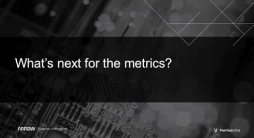 TeamQuest CCM: What's next for the metrics?