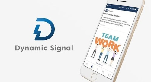 How Dynamic Signal Works