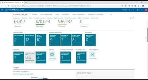 Auto Send Reports in Dynamics 365 Business Central | Western Computer