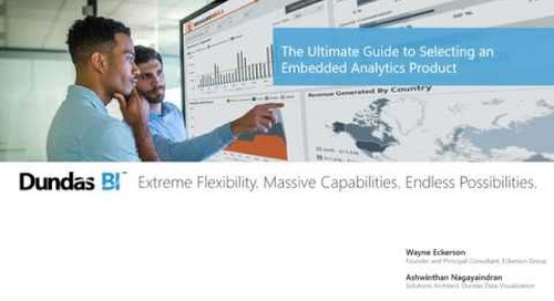The Ultimate Guide to Selecting an Embedded Analytics Product
