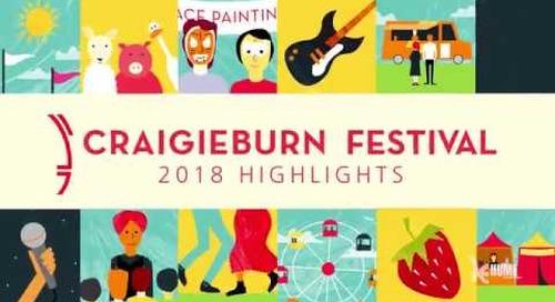 Hume City Council Craigieburn Festival 2018 Highlights