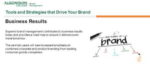 Brand Management Webinar