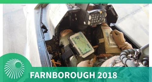 Farnborough 2018: Inzpire's Geco (Air) tablet based mission system