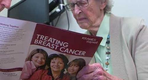 Saint Patrick HealthBreak - Cancer Support Groups