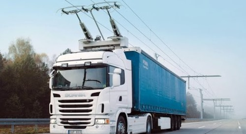 Electric trucks – how the technology works