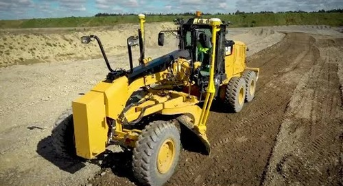 Trimble Earthworks for Motor Graders DUAL GNSS