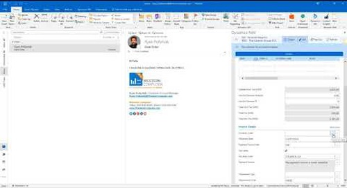 Q&A Series: How does Microsoft Dynamics NAV 2018 work with Microsoft Outlook?
