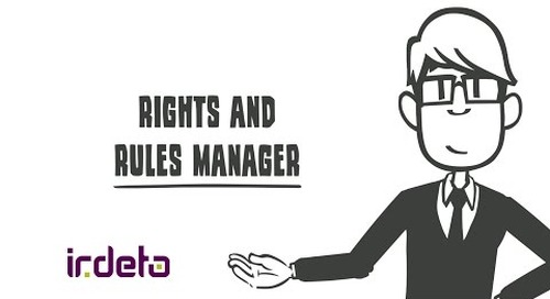 Irdeto Rights & Rules Manager