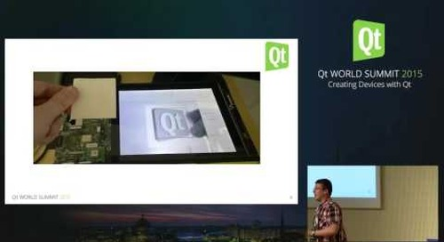 QtWS15-  Choosing the right Embedded Linux platform for your next project, Laszlo Agocs, Qt Company