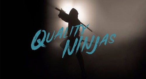 Quality Ninjas | Quality Shorts Film Festival 2020