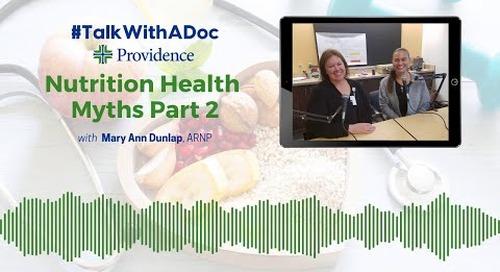 TWAD - Nutrition Myth part 2