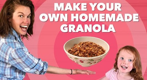 How We Deal at Home: Make Your Own Granola
