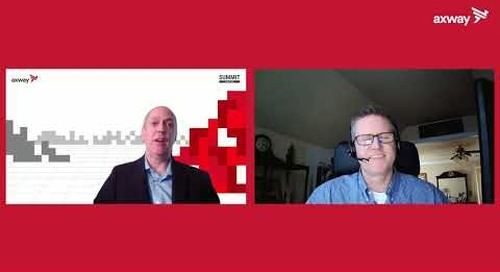 2021 Axway Summit | Securely open your B2B ecosystem while maximizing resiliency