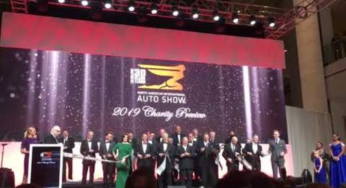 NAIAS Charity Preview
