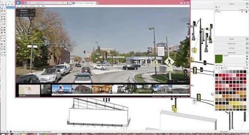 City Planning Workflow - 4: Catalyst Site Development Concept