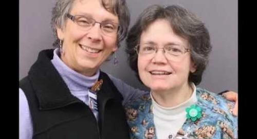 Arleta Lefler and Theresa Gleason - Hear Me Now