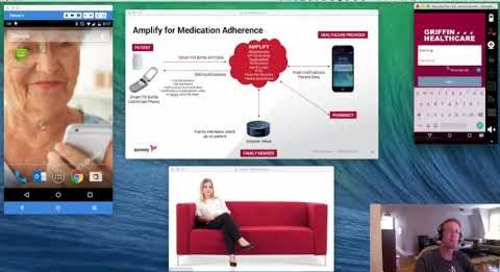 Axway AMPLIFY For Medication Adherence