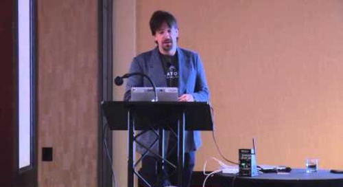 Basho - Future Data Platforms and PaaS Services (Cloud Foundry Summit 2014)