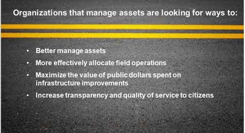 Accelerate your Asset Management Program