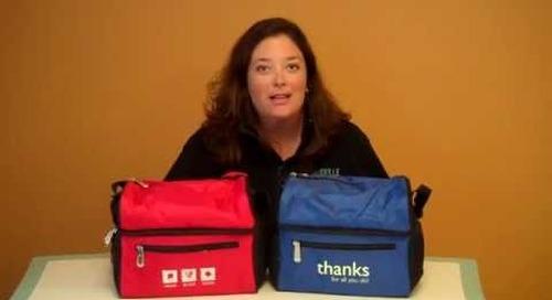 Baudville Cooler Bag Employee Gifts